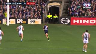 AFL Mark & Goal of the Year - Round 8 2015