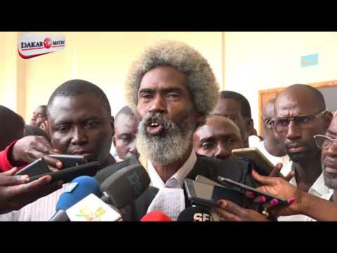 Procès en appel de Khalifa Sall : La défense disqualifie Demba Kandji