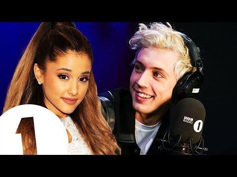 Troye Sivan & Ariana Grande working together!
