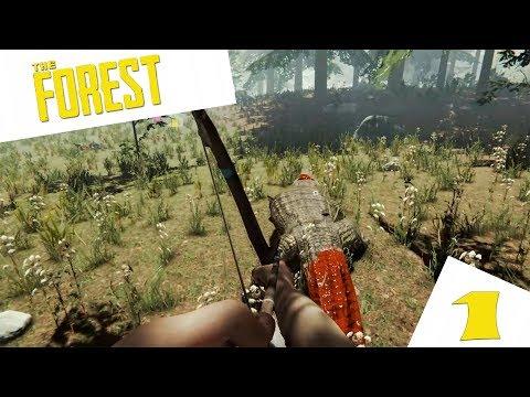 Прохождение The Forest Сезон 2 #1 ПОПРОБУЙ ВЫЖИВИ !