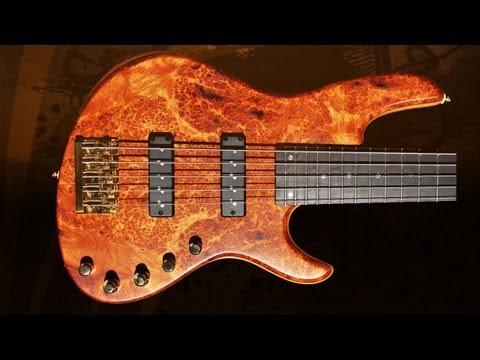 Modern Jazz I 5 Cordas | André Vasconcellos | Nordstrand | John East | Eliezer Lara Guitars