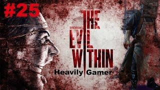 The Evil Within Gameplay Walkthrough Chapter 14-Part 2:Ulterior Motives (Sewers)
