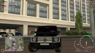 MTA SA CCDPlanet 2! Mercedes Benz G55 AMG