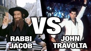 Rabbi Jacob VS John Travolta - WTM