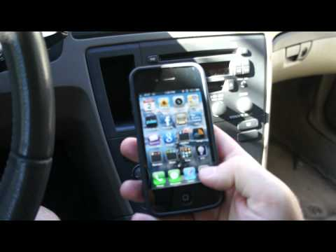 Apple Airport Express / Airplay Wireless Music Streaming in Car