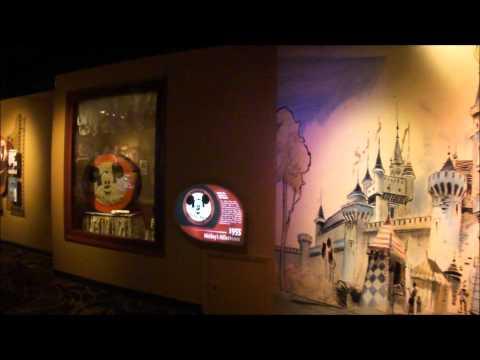 Walt Disney: One Man's Dream, Hollywood Studios, Walt Disney World, (HD)