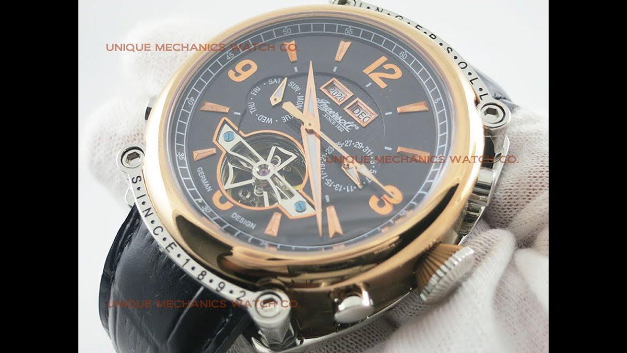 ingersoll watch german design in4505rbk montgomery automatic ingersoll watch german design in4505rbk montgomery automatic