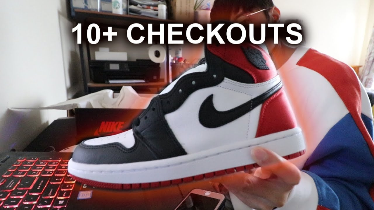 outlet store b87c8 b2c5c Sneakers To Riches Ep 26 - Live Cop Jordan 1 BLACK TOE Satin, Kith x Coke,  Yeezy 700 Wave Runner