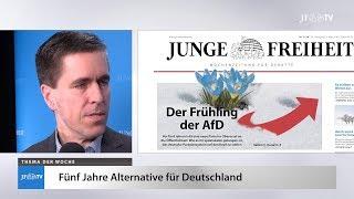 Ein Blick in die neue JF (11/18): Der Frühling der AfD