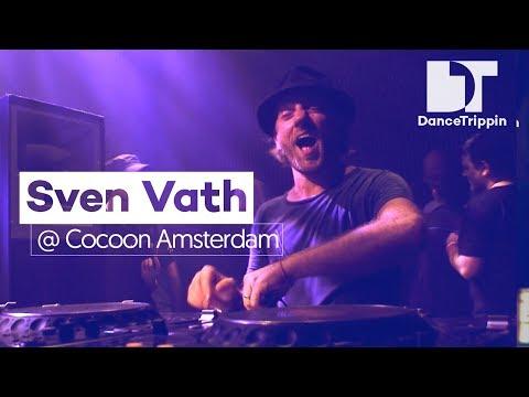 Sven Vath | Cocoon Amsterdam | DanceTrippin TV