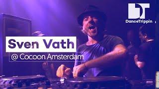 Sven Vath [DanceTrippin] Cocoon Amsterdam DJ Set