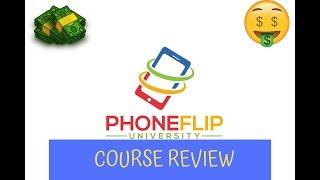 Phone Flip University Course Review- Evan Evans