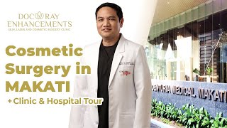 Dr. Raynald Torres - Enhancements Cosmetic Surgery Philippines