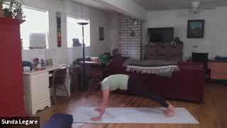 Vinyasa Yoga with Christa Aug 31, 2020