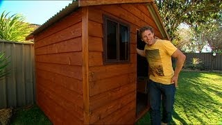 Better Homes And Gardens - Diy: The Great Aussie Shed