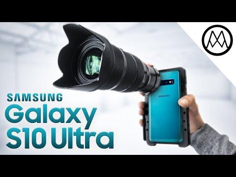 The Ultimate Galaxy S10 Camera.