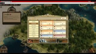 Anno Online Third video (Анно Онлайн третие видео. Краткий рассказ о игре)