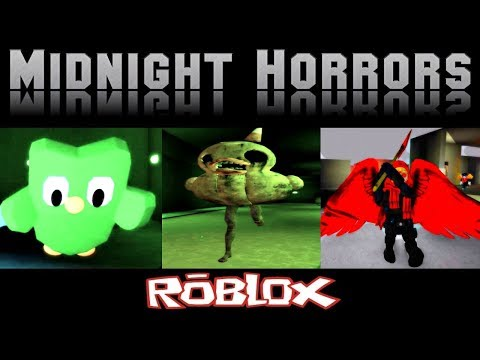 The Nightmare Elevator By Bigpower1017 Roblox Youtube - Midnight Horrors By Captainspinxs Roblox Youtube