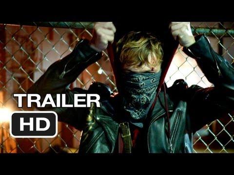 Metallica Through The Never 3D Official Trailer #2 (2013) - Metallica Movie HD