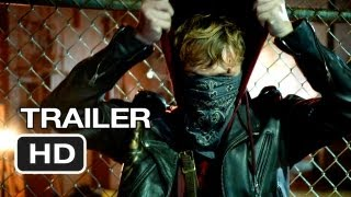 Metallica Through The Never 3D Official Trailer #2 (2013) - Metallica Movie HD