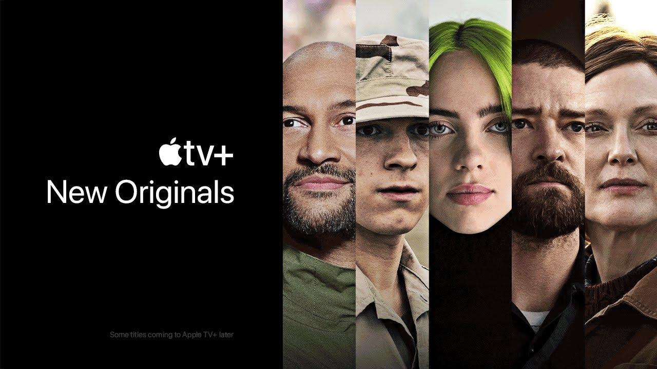 Vidéo Apple: Apple met en avant les séries du printemps et de l'été 2021