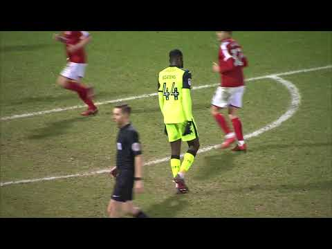 Crewe Alexandra 1-2 Exeter City: Sky Bet League Two Highlights 2017/18 Season