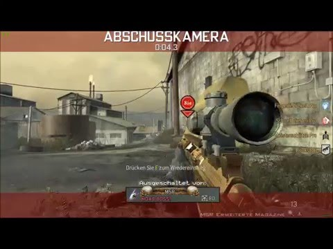 ALPHA plays || COD MW3 MP #1 || HACKER auf Carbon
