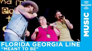 "Florida Georgia Line - ""Meant To Be"" [LIVE @ The Ryman Auditorium with a Super Fan]"