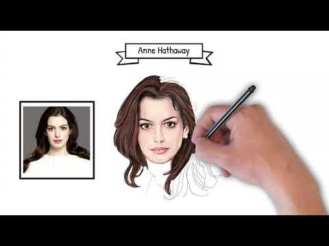 Portretvideo Anne Hathaway