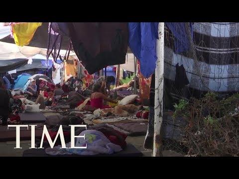 Tijuana Declares 'Humanitarian Crisis' As Migrant Caravan Arrives | TIME