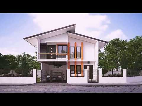 New Model House Design In The Philippines