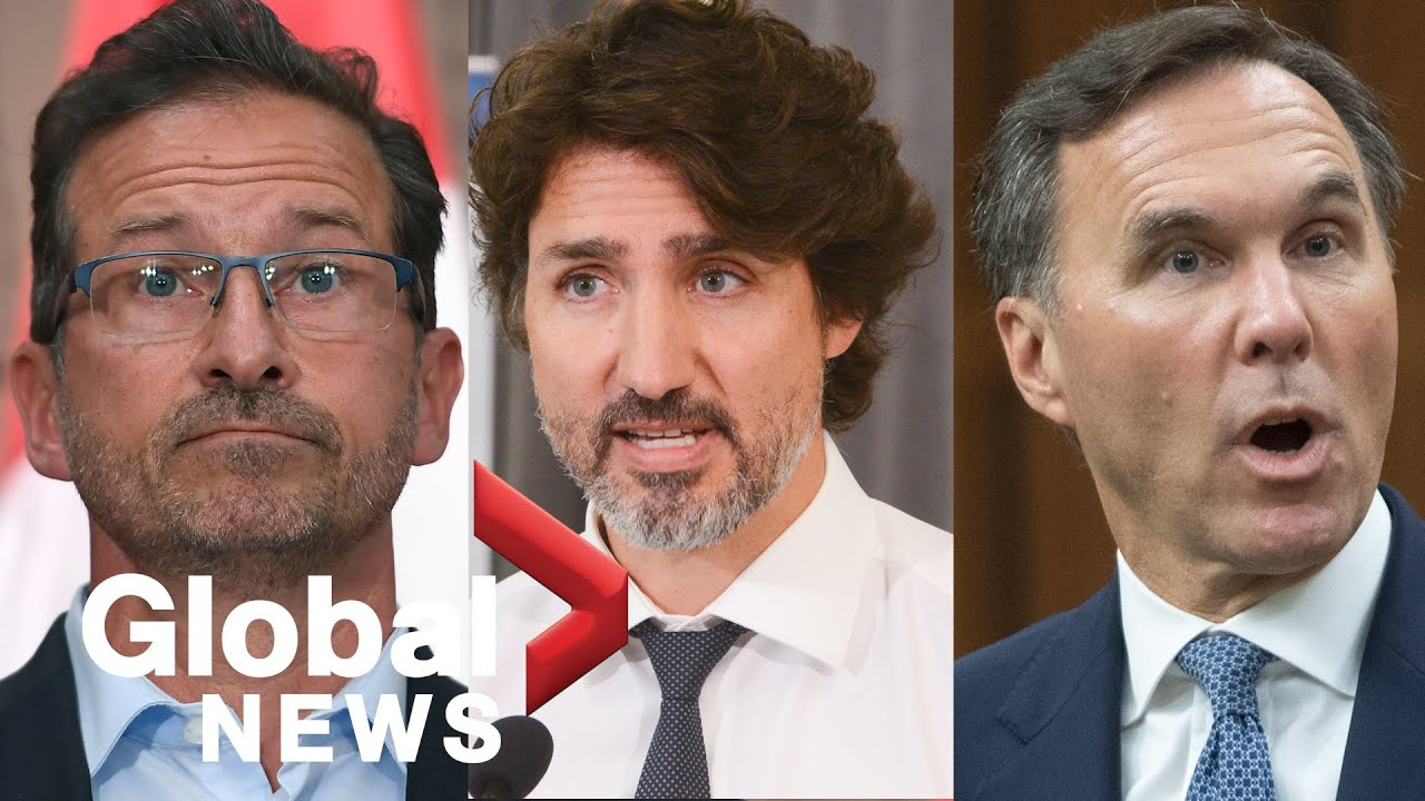 WE Charity scandal: Bloc leader vows to seek fall election unless Trudeau, Morneau resign