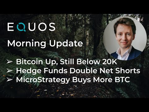 EQUOS – Daily Update – Dec 7th – Financial and Crypto Markets