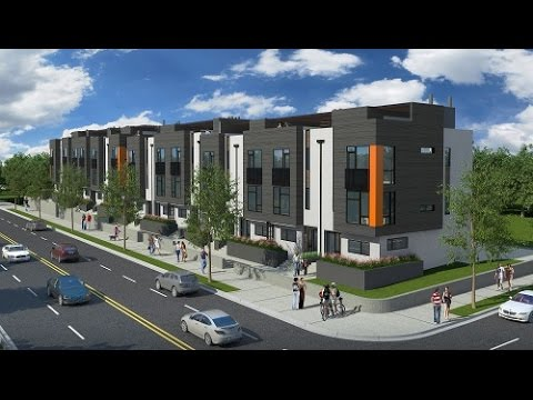 The Next Real Estate Megatrend:  Another Cool Urban Townhome Atlanta Project
