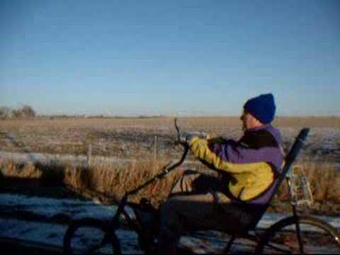 South Dakota Winter Bent Ride