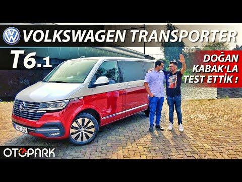 Volkswagen Transporter T6.1 | Doğan Kabak'la test ettik !