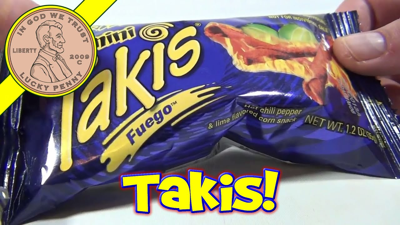 Are Takis Mexican Food