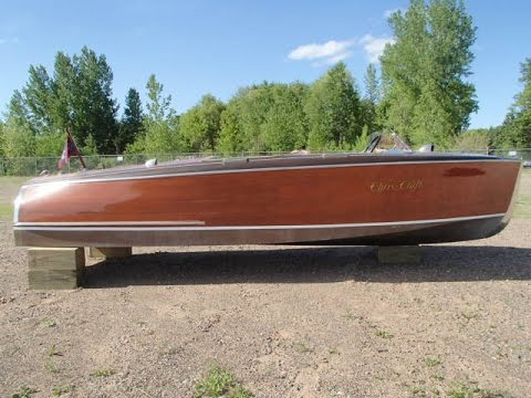 1940 Chris Craft Barrel Back 17' Deluxe Runabout, Lot 30594054