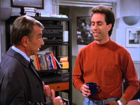Mr. Bookman - Seinfeld Season 3 (The Library)