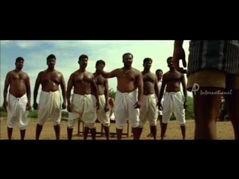 Paruthiveeran   Karthi's Fight Sequence   YouTube