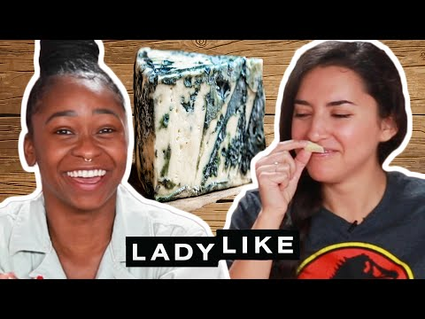 We Guess Where These Cheeses Are From • Ladylike
