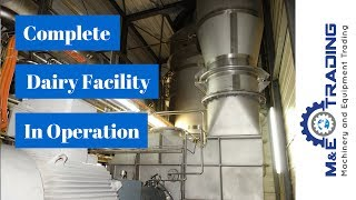 complete dairy for milk concentrate production