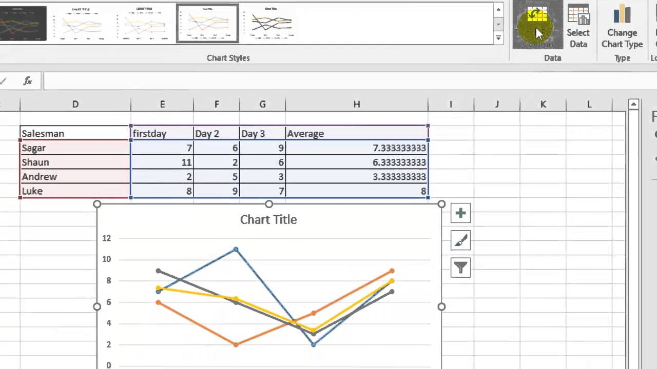 excel line graph x and y axis how to switch axis in excel 2010 mac excelling at multiple line. Black Bedroom Furniture Sets. Home Design Ideas