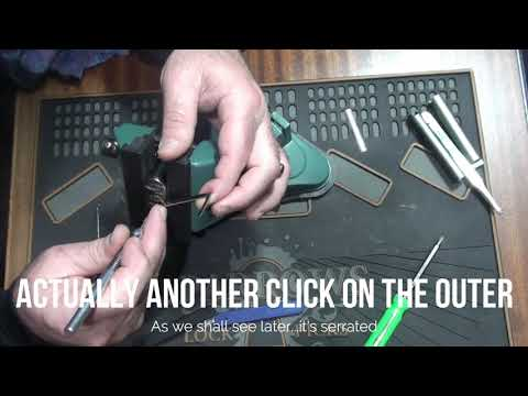 Взлом отмычками Mul-T-Lock MT5+  Lockwood branded Mul-T-Lock MT5+