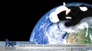 """""""Lost"""" Atheist Experience #231 with Martin Wagner, David Clark, and Arlo Pignotti"""