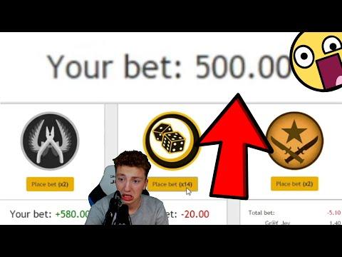 HIGHEST bets on CSGOEMPIRE possible! Gambling on csgoempire.com, Let's go!