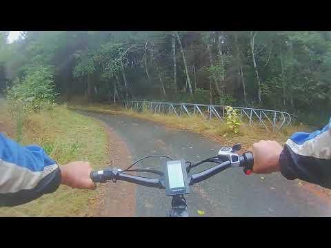 Voltbike Yukon 750 - 18 Degree Hill Climb!!