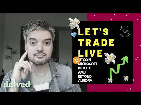 🔻Very Bearish Market 💎MSFT, Beyond Meat Stock, Disney, Bitcoin & Forex