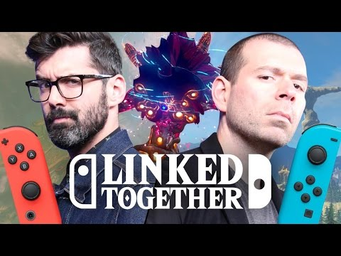 Zelda's Vah Medoh Dungeon Is No Match For Us – Linked Together Ep. 8