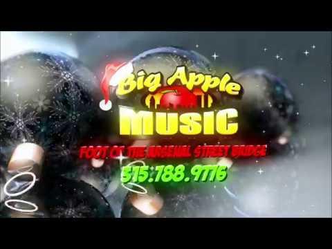 BIG APPLE MUSIC HOLIDAY 2016